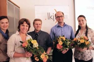 .lkj)-Vorstand, gewählt am 20. Mai 2014
