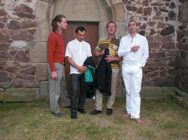 Sieger bei CREOLE - Globale Musik aus Mitteldeutschland