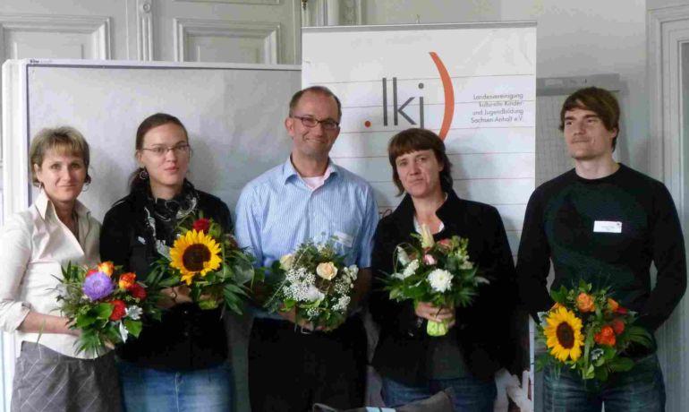 Neuer Vorstand der .lkj) 2011-14