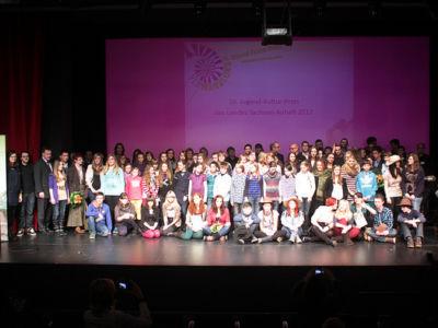 16. Verleihung des Jugend-Kultur-Preises Sachsen Anhalt 2012