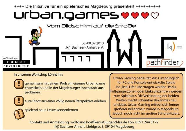 Urban Gaming