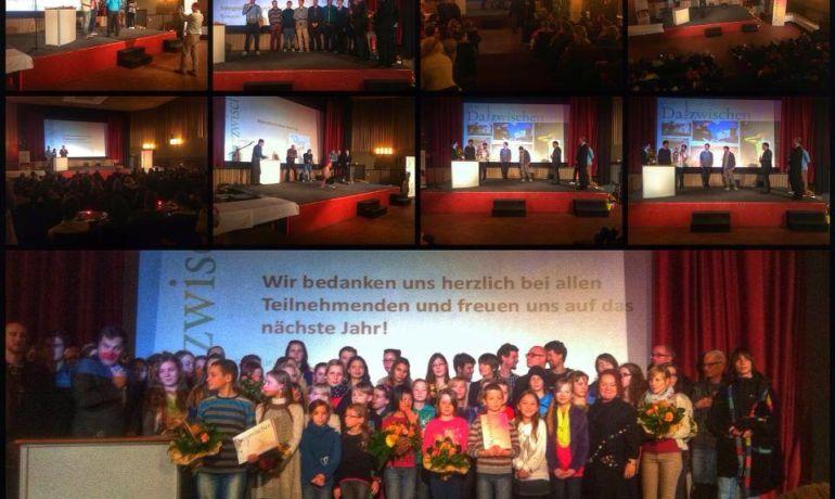 Kultusminister Stephan Dorgerloh verleiht Jugend-Kultur-Preis 2013