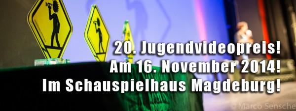 20. Jugendvideopreis Sachsen-Anhalt | Junge Filmemacher gesucht