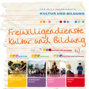 Freiwilligendienste Kultur und Bildung