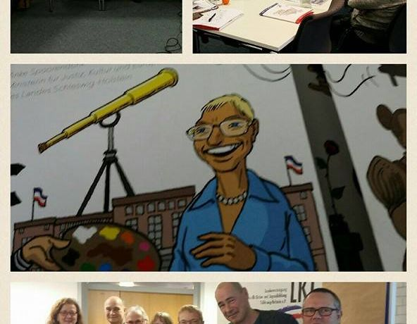 Kulturdialog: LKJs trafen sich in Rendsburg