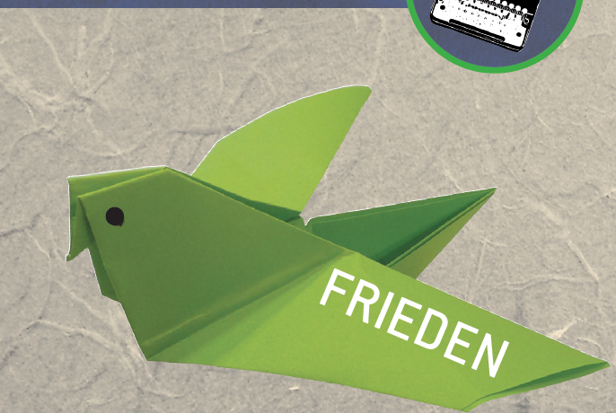 """""""FRIEDEN"""" das Motto des 10. Jugend-Geschichts-Tags Sachsen-Anhalt"""