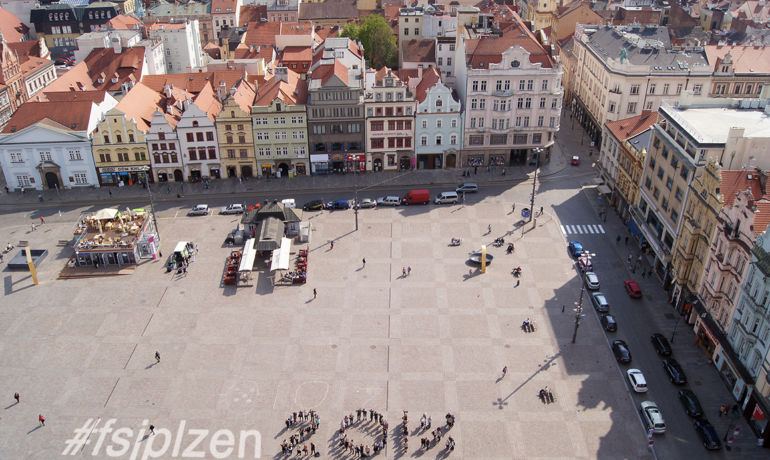 Eine Reise in die europäische Kulturhauptstadt #Plzen2015.