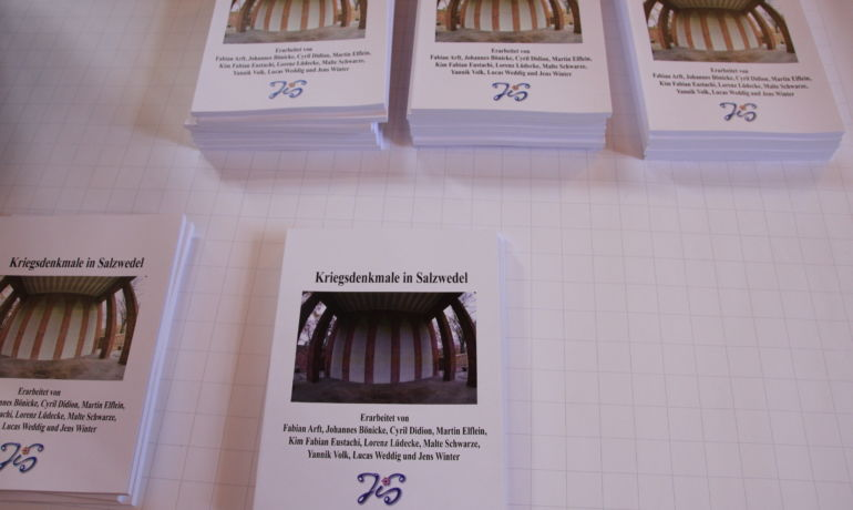 10. Jugendgeschichtstag Sachsen-Anhalt