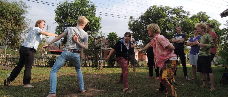 Impression: Zwischenseminar Laos