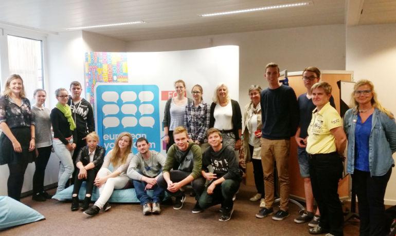 Jugendliche aus Sachsen-Anhalt entdeckten das kulturelle und politische Brüssel