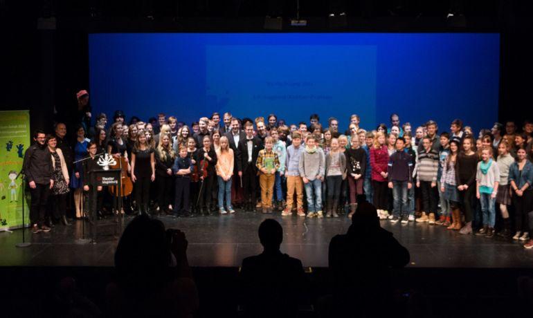 """Jugend-Kultur-Preise 2015 verliehen - """"The winner is..."""""""