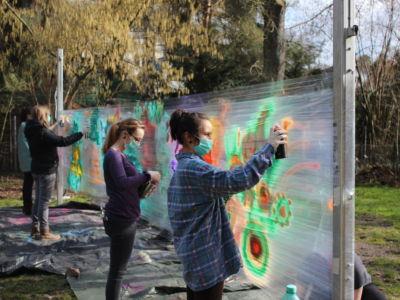 FSJ Kultur: Workshop-Spaß in der Villa