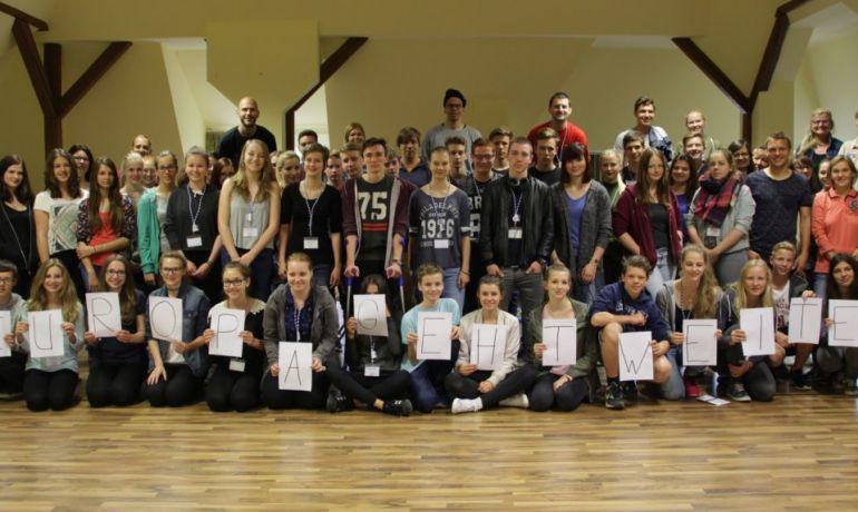 """Jugendevent """"Europa geht weiter"""" brachte 60 Jugendliche aus Sachsen-Anhalt in Wernigerode zusammen"""