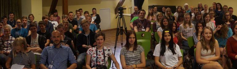 """Video über das Jugendevent """"Europa geht weiter 2016"""" in Wernigerode online"""