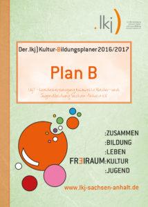 Plan B - Kultur-Bildungsplaner – Titelbild