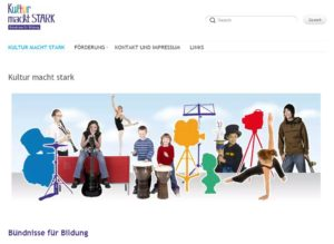 Webseite www.kulturmachtstark-lsa.de