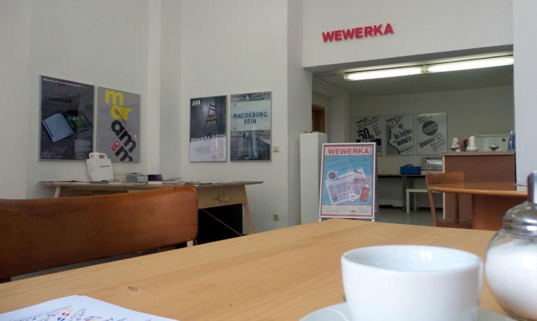 Café WEWERKA eröffnet!