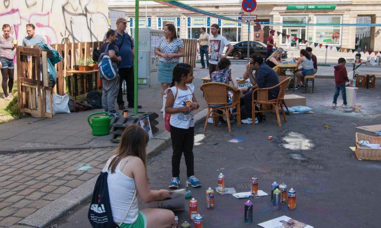 Mit dem Urban Kaffeeklatsch für mehr Vielfalt