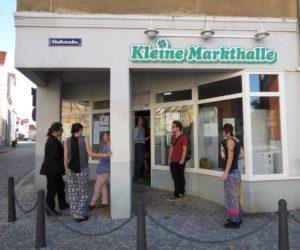Nähworkshop @ Kleine Markthalle Stendal