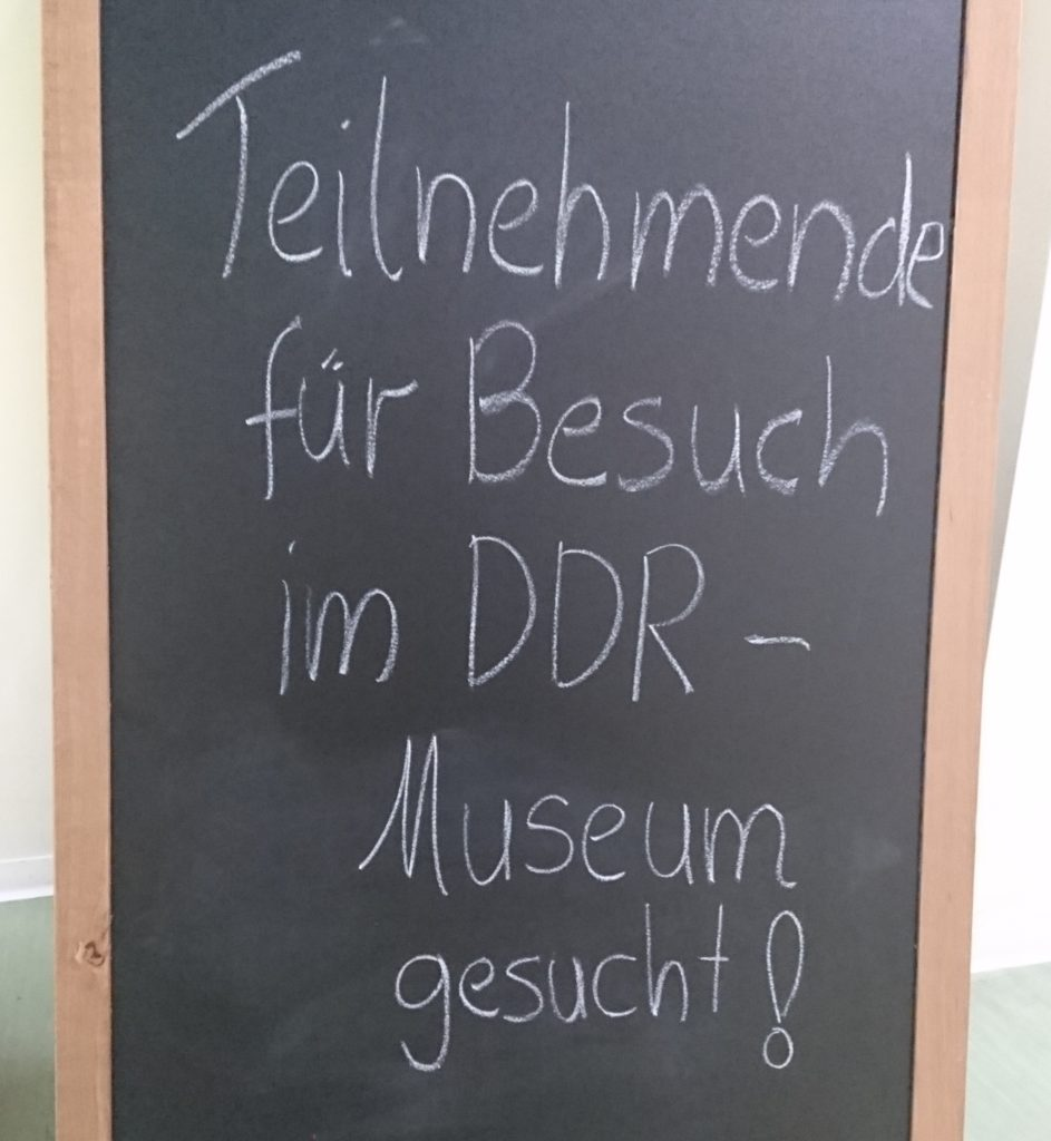 Besuch DDR-Museum Thale @ DDR-Museum Thale