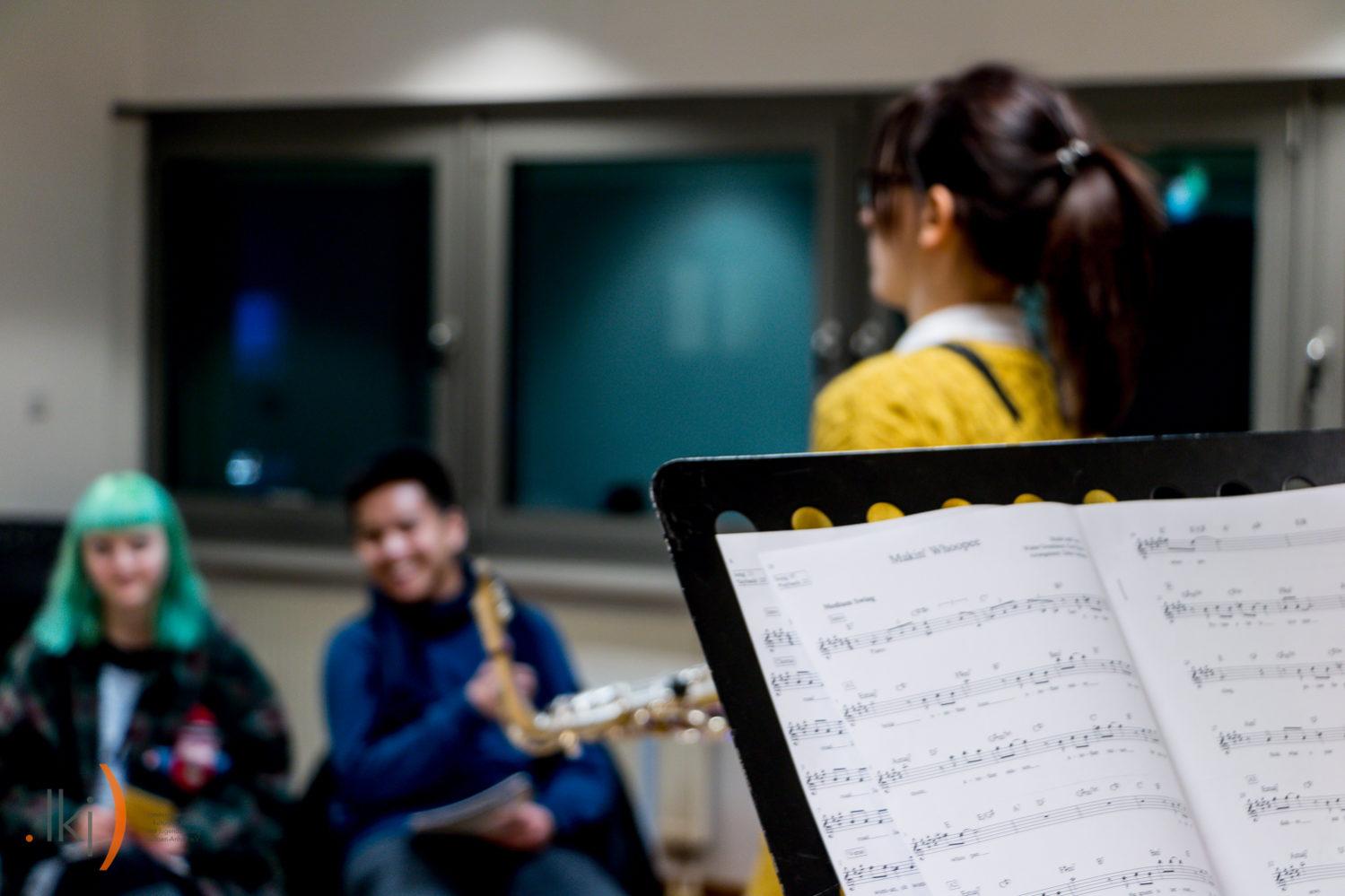 Seminarimpression: Kunst ist nicht überflüssig (Freiwilligendienste Kultur und Bildung 2017/2018)