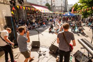 Die Fête de la Musique Magdeburg 2018 @ Magdeburg/Innenstadt