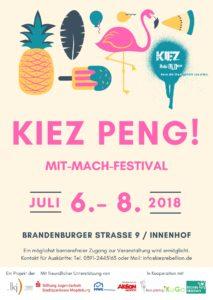 KiezPeng! - Mit-Mach-Festival @ .lkj) Sachsen- Anhalt, Innenhof