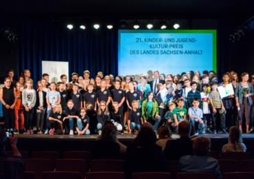 21. Kinder- und Jugend-Kultur-Preis Sachsen-Anhalt verliehen