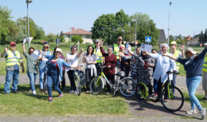 German Safety Road // Verkehrssicherheitsseminar für Fahrradfahrer*innen aus anderen Herkunftsländern @ .lkj) Sachsen-Anhalt e.V.