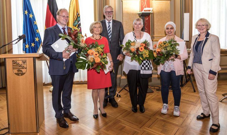 Neue Engagementbotschafter*innen für Sachsen-Anhalt