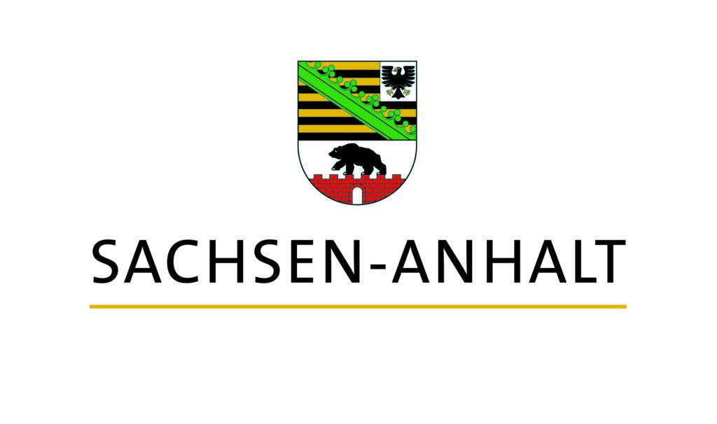 Logo Land Sachsen-Anhalt