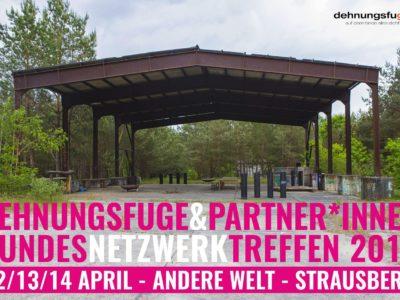 Bundesnetzwerktreffen 2019 in Strausberg