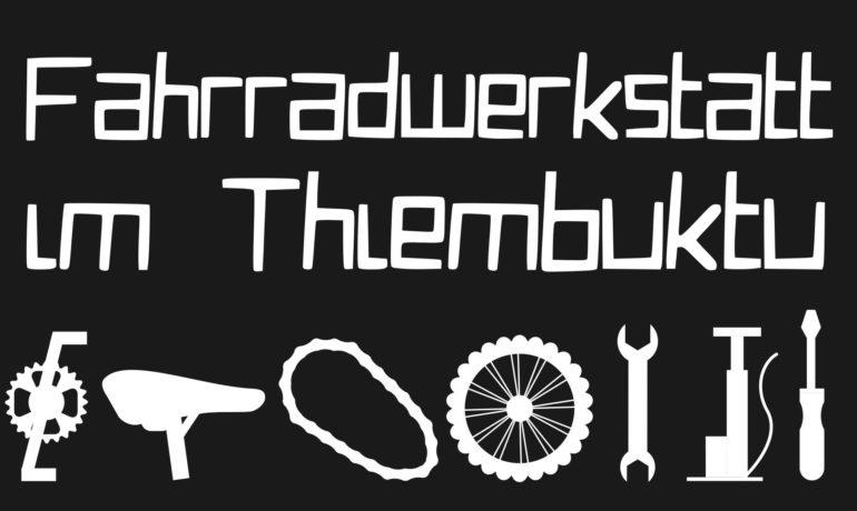 Start der kostenfreien Fahrrad-Selbsthilfewerkstatt