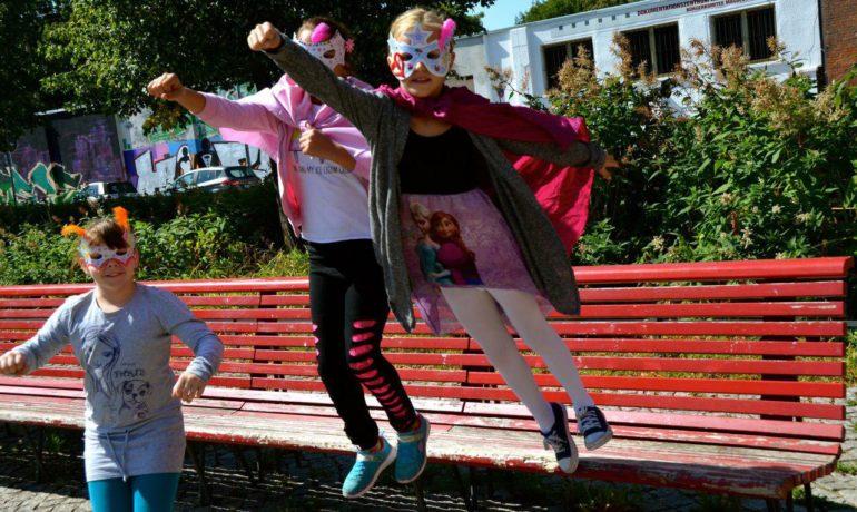 Neustadts Superheldinnen im Kiez