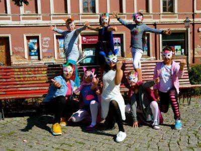 Workshop // Superheldinnen in der Neuen Neustadt