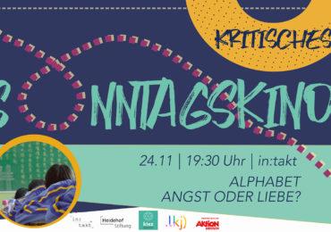Kritsches Kino Alphabet
