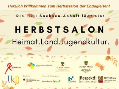 """Herbstsalon zu """"Heimat.Land.Jugendkultur"""""""