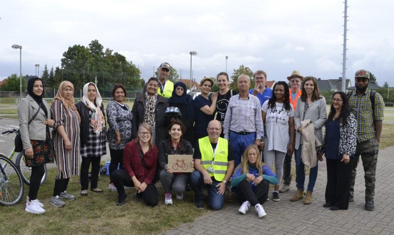 Integrationspreis des Landes Sachsen-Anhalt 2019 / »Fahrradtraining für migrantische Frauen«