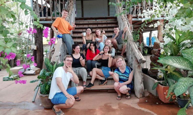 Zwischenseminar der weltwärts-Freiwilligen in Laos