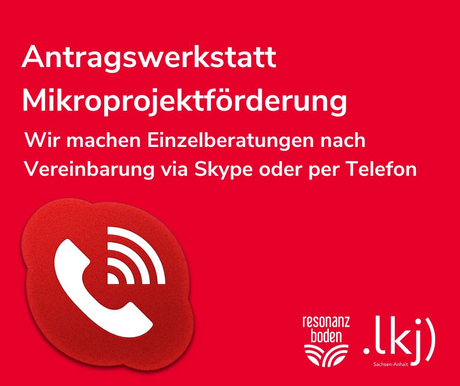AntragswerkstattReso SkypeTelefon.