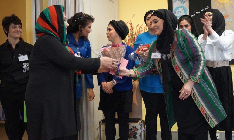 »Solidarität unter Frauen« – eine Veranstaltung der afghanischen Frauencommunity anlässlich des internationalen Frauentages