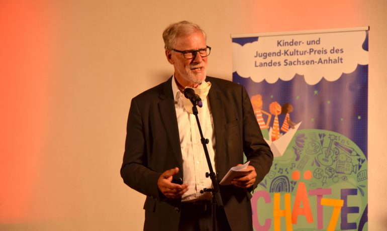 23. Kinder- und Jugend-Kultur-Preis Sachsen-Anhalt verliehen