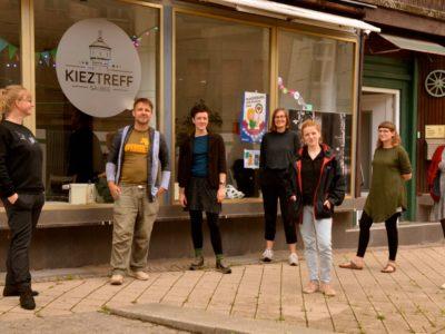 Straßengalerie macht Lust auf Magdeburg Südost