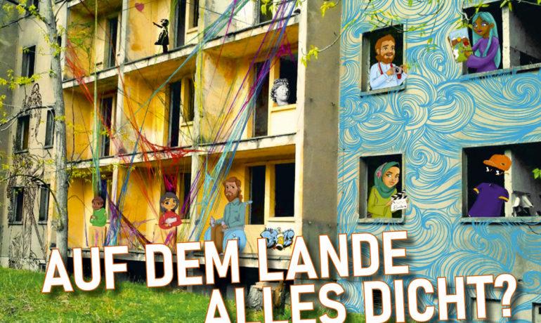 Podcast Deutschlandfunk Kultur: Lesebuch »Auf dem Lande alles dicht?« Leerstand mit Leben füllen