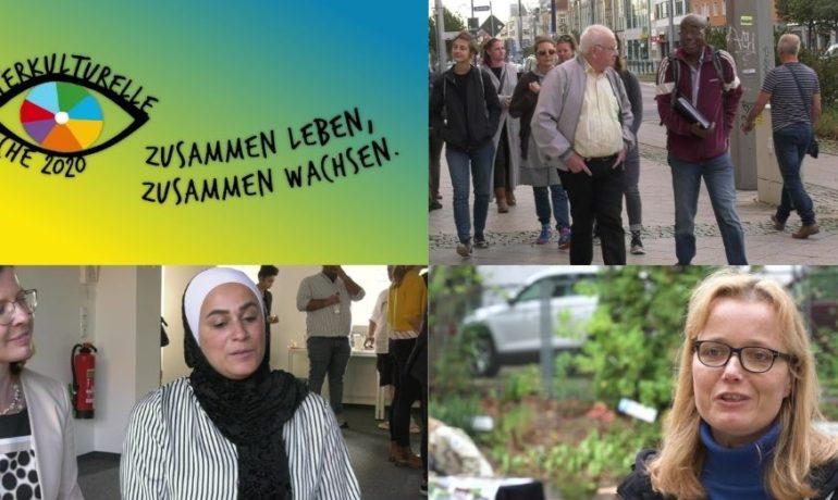 »Zusammen leben – zusammen wachsen« Doku Interkulturelle Woche in Magdeburg 2020 im Offenen Kanal Magdeburg
