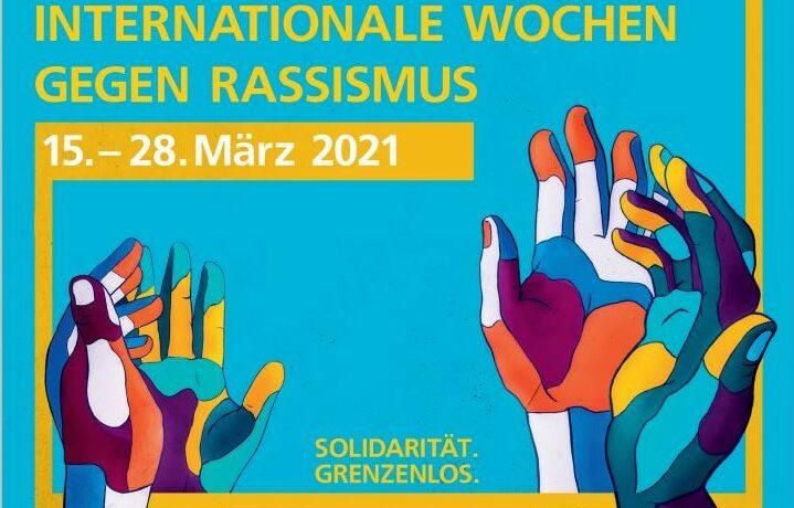 Internationalen Wochen gegen Rassismus //Ammar Awaniy empfiehlt das Buch »Der Pascha von Magdeburg«
