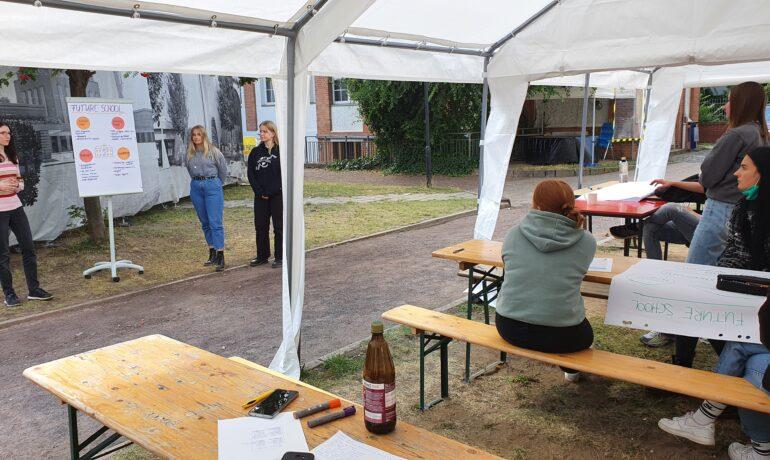 Einführungstage im FSJ Ganztagsschule