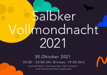 Salbker Vollmondnacht 2021